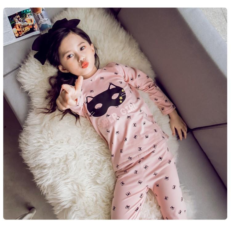 2019年新款韩版内衣套装蝙蝠侠款织里童装批发厂家直销代理加盟一件代发