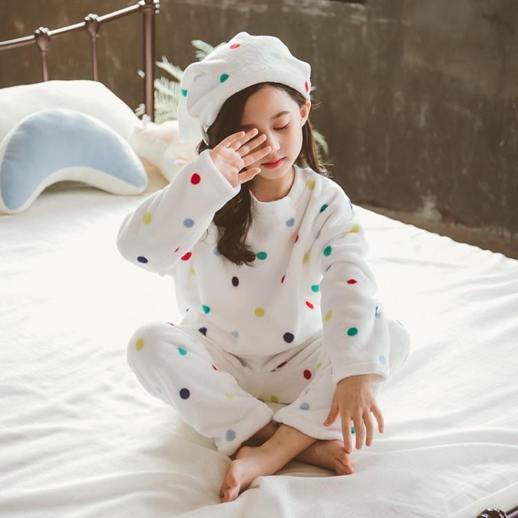 2019年新款韩版布袋睡衣套装织里童装批发厂家直销微商代理加盟一件代发