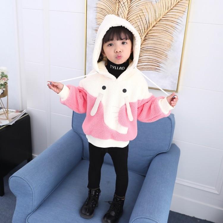 2019年新款韩版小象毛毛衣织里童装批发厂家直销微商代理加盟一件代发