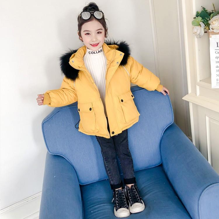 2019年新款韩版耳朵棉袄织里童装批发厂家直销微商代理加盟一件代发