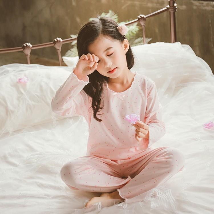 童装女童空调服