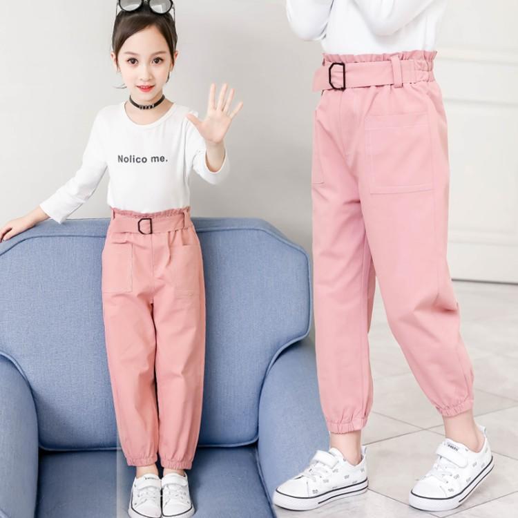 花苞腰休闲裤1