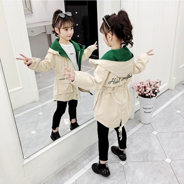 织里童装厂家直销女童2020春款绣花外套