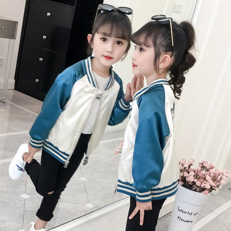 女童夹克,女童外套