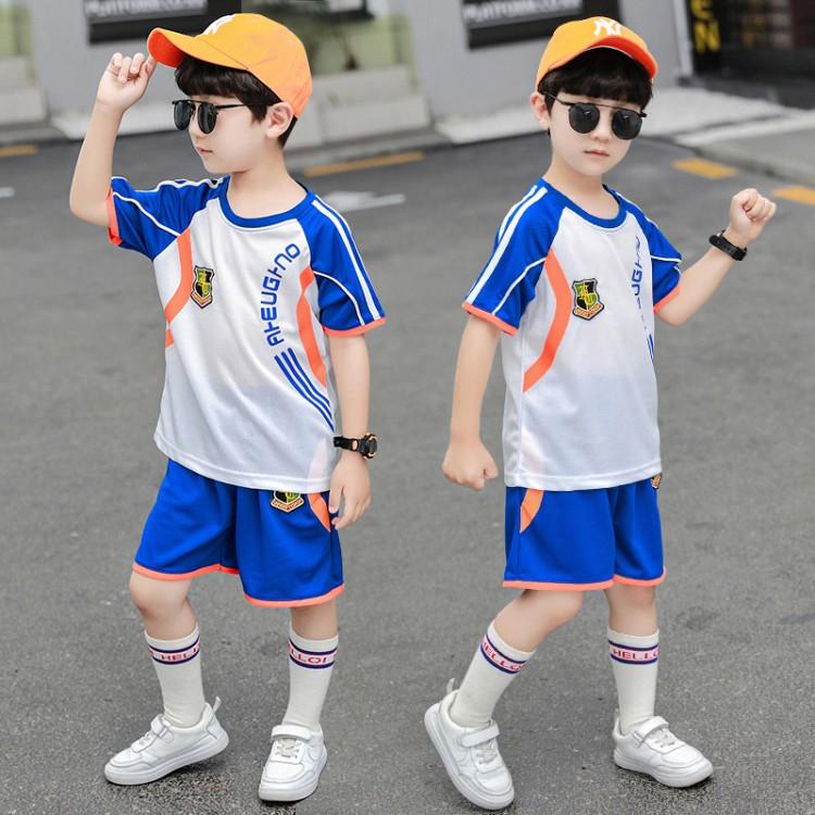 男童贴标足球服 摆地摊卖什么好 找织里儿童网 一件代发 免费代理 全站包邮