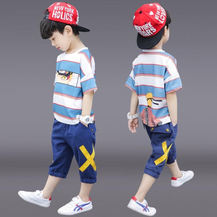 男童套装 童装厂家 一手货源 地摊货源批发 一件代发
