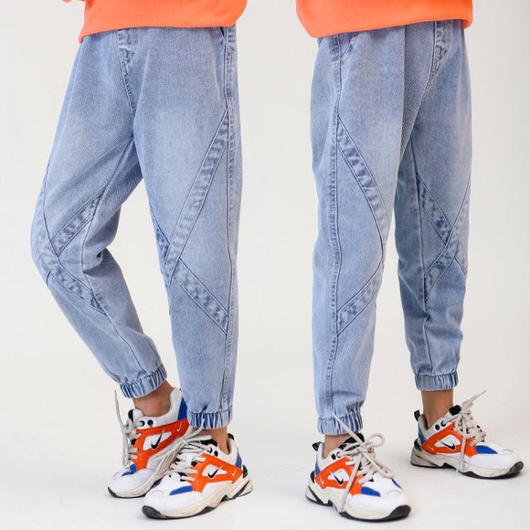 男童X牛仔裤1湖州童装批发 一手货源 到织里儿童网
