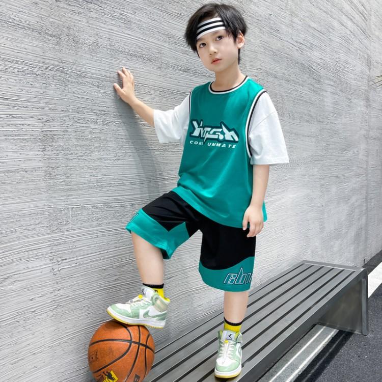 男童运动套装